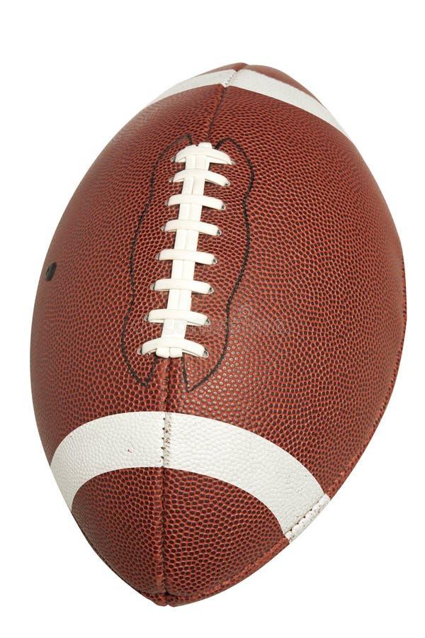 Highschool oder Collegefußball stockbilder