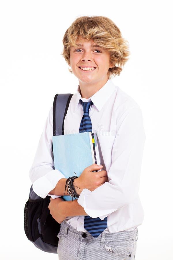 Highschool Student lizenzfreie stockfotografie