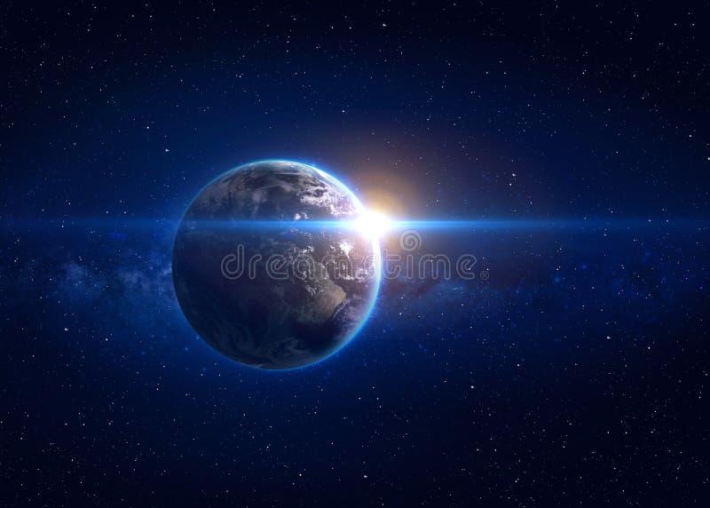 Hight质量地球图象 库存图片