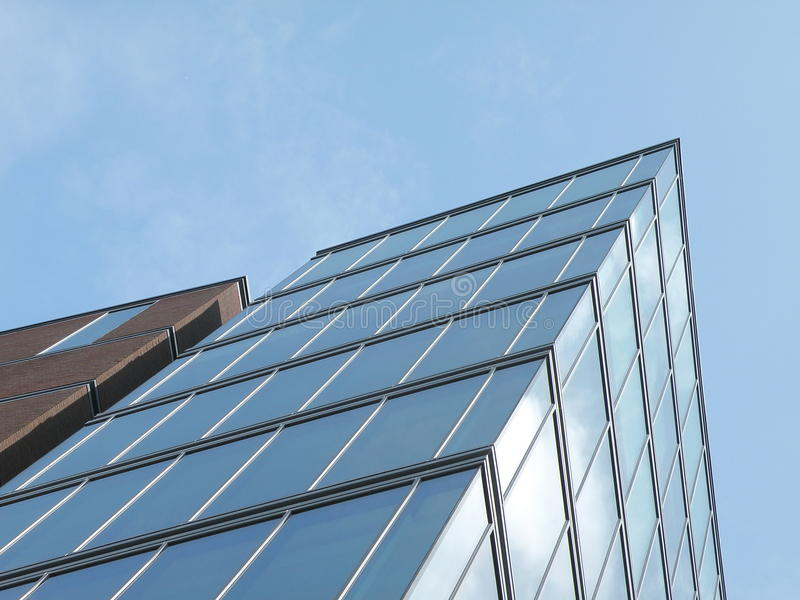 Download Hight-rise modern building stock photo. Image of windows - 20660284