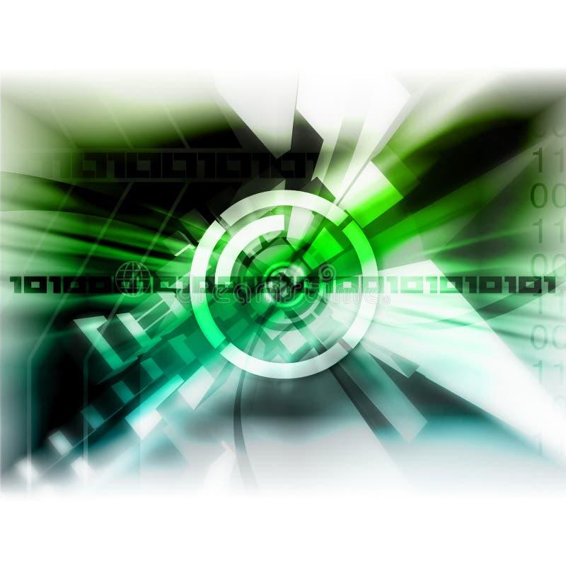 Hightech stock illustration