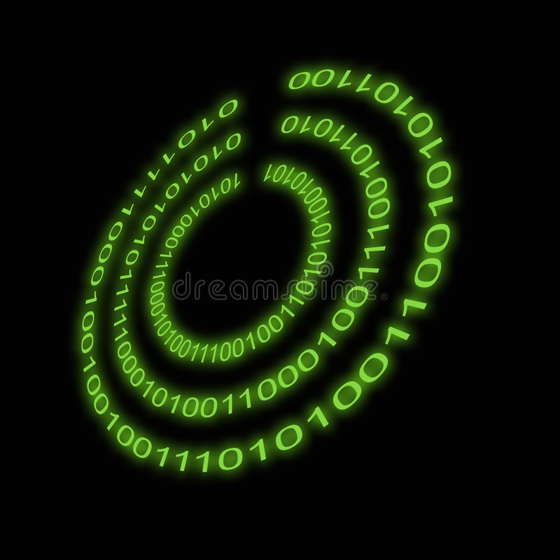 Hightech- Ring vektor abbildung