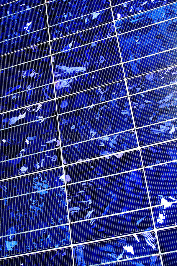 Free Hightech Solar Cells Technology Royalty Free Stock Images - 692929