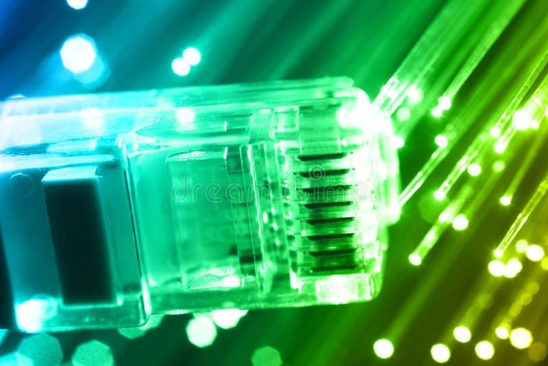 Hightech- Technologiehintergrund stockbilder