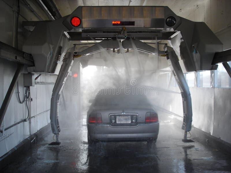 HighTech Wash. High pressure car wash