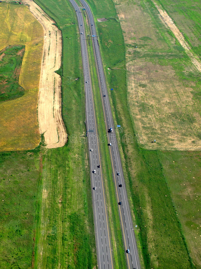 Download Highway stock photo. Image of farmland, prairie, area - 12977170