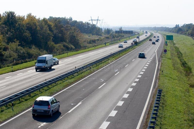 Download Highway stock photo. Image of freeway, communication, velocity - 1373250