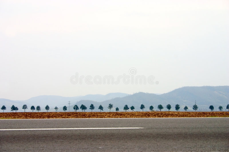 Download Highway stock image. Image of drive, road, mountain, tree - 173087