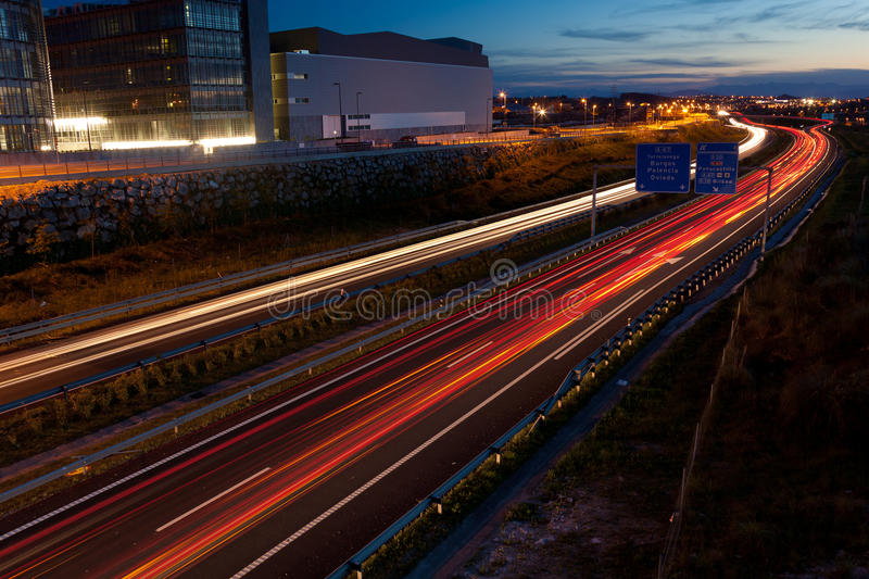 Download Highway stock photo. Image of color, europe, slipstreams - 19193268