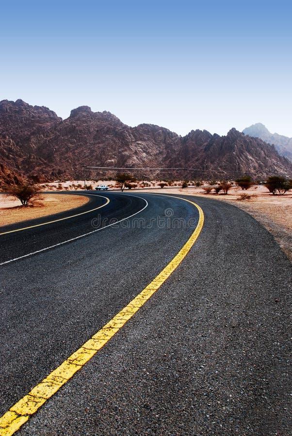 highway obraz royalty free