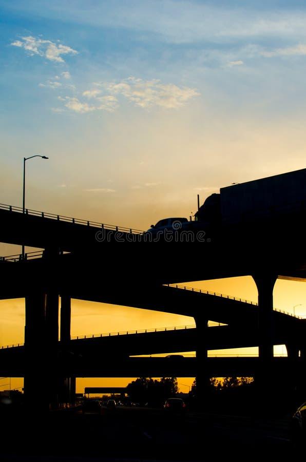 highway immagine stock