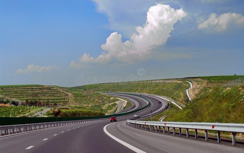 highway fotografia stock libera da diritti