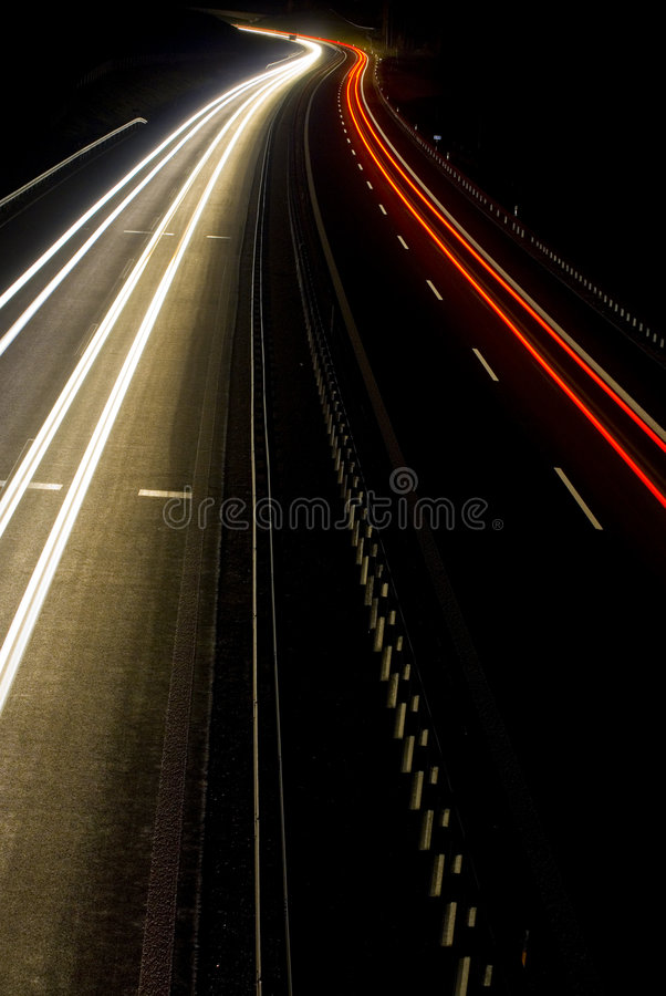 Download Highway stock photo. Image of motion, global, luminous - 6939758