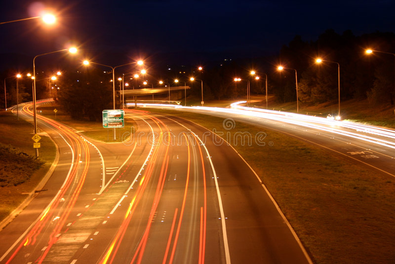 highway fotografia royalty free