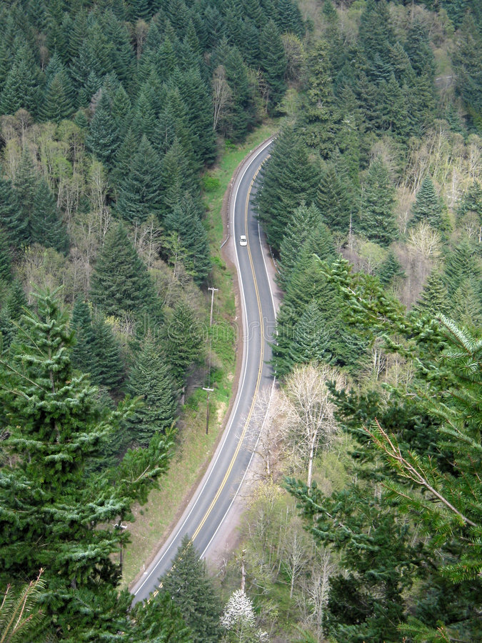 Download Highway Aerial View Stock Photos - Image: 522333