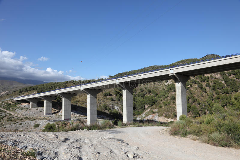 Download Highway birdge stock image. Image of europe, spain, andalusia - 33449969