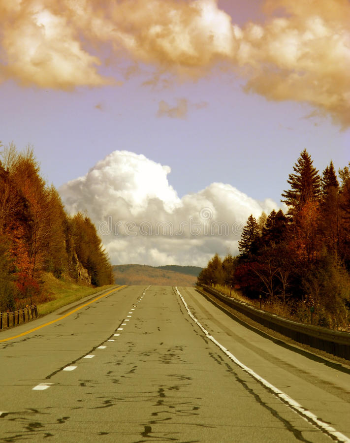 Download Highway in countryside stock photo. Image of scenery - 11944122