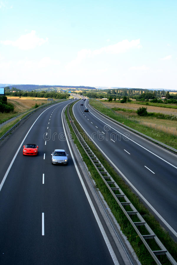Free Highway In Poland Royalty Free Stock Photos - 10450188