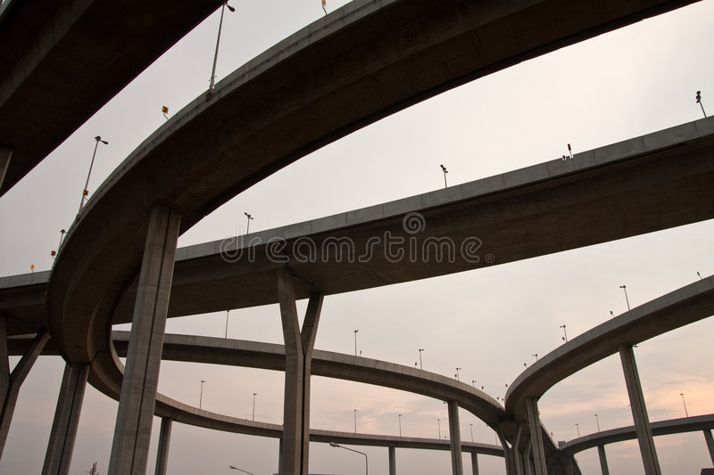 Download Highway Junction Stock Photography - Image: 9316122