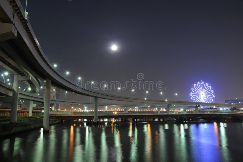 highway road tokyo στοκ εικόνες