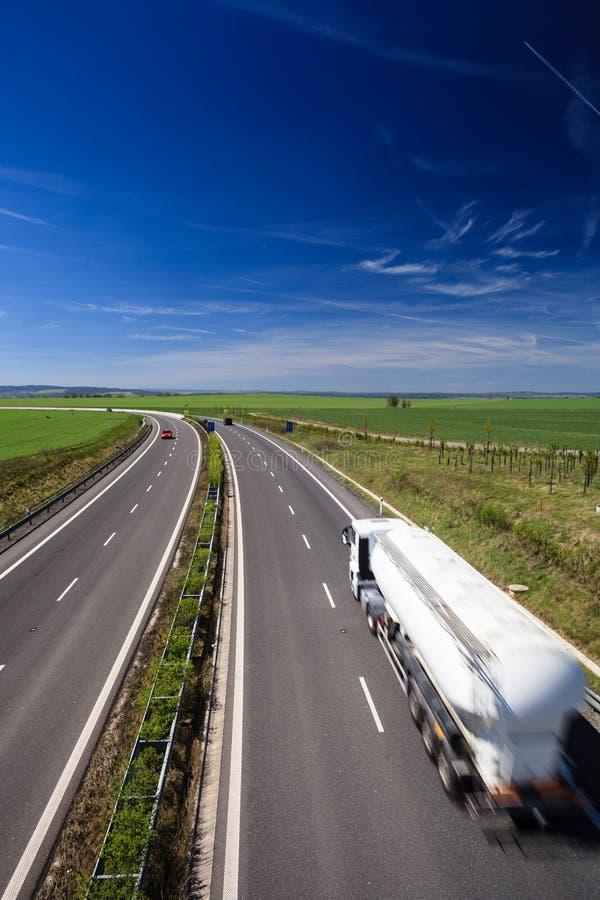 Download Highway traffic stock image. Image of motor, asphalt - 25110369