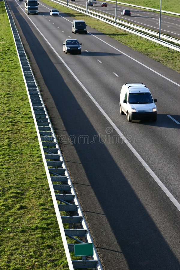 Download Highway Traffic stock image. Image of interstate, road - 4481251