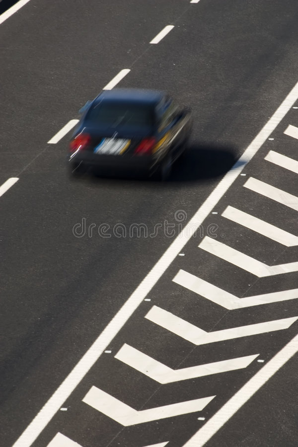 Highway7 photographie stock libre de droits