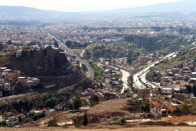 Download Highways And Buildings In Izmir Stock Image - Image: 29887749
