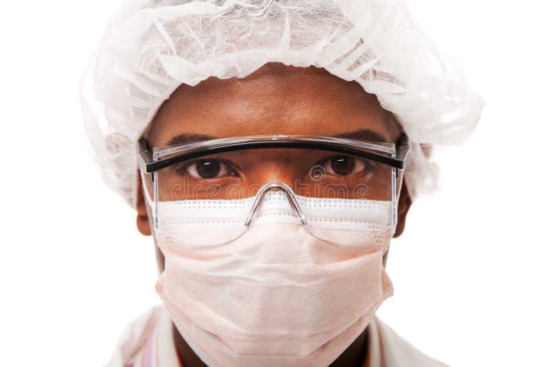 Higiene da indústria alimentar imagem de stock