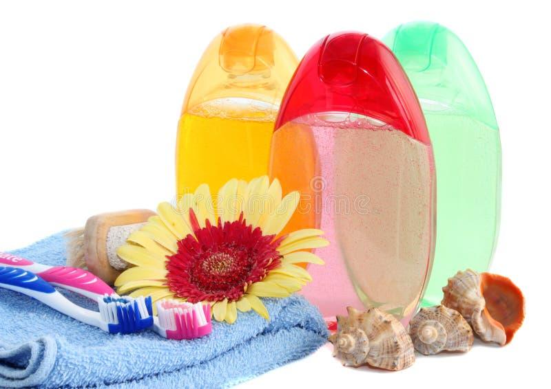 higieniczny set zdjęcie royalty free
