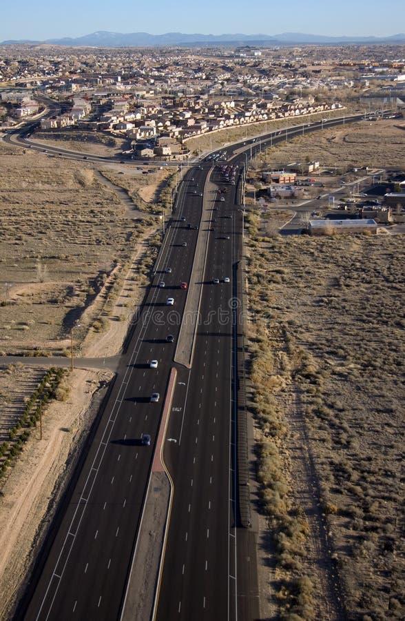 Download Higway image stock. Image du haut, autoroute, overpass - 8661121