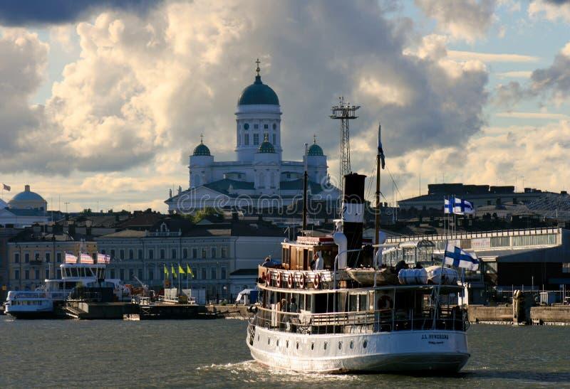 Hija del mar Báltico, Helsinki, Finlandia fotos de archivo