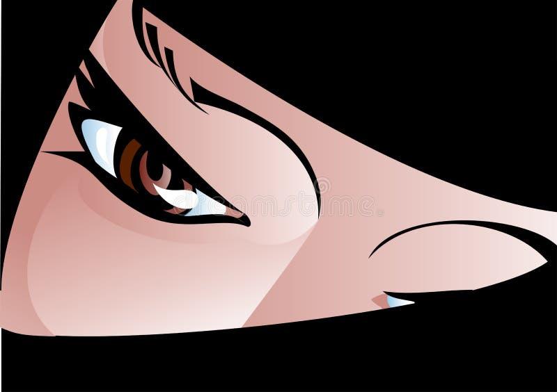 Hijab libre illustration