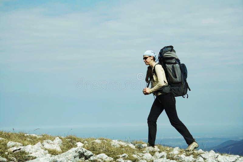 Download Hike stock image. Image of equipment, landscape, backpack - 2320399