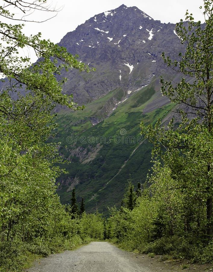 Hike Alaska Stock Images