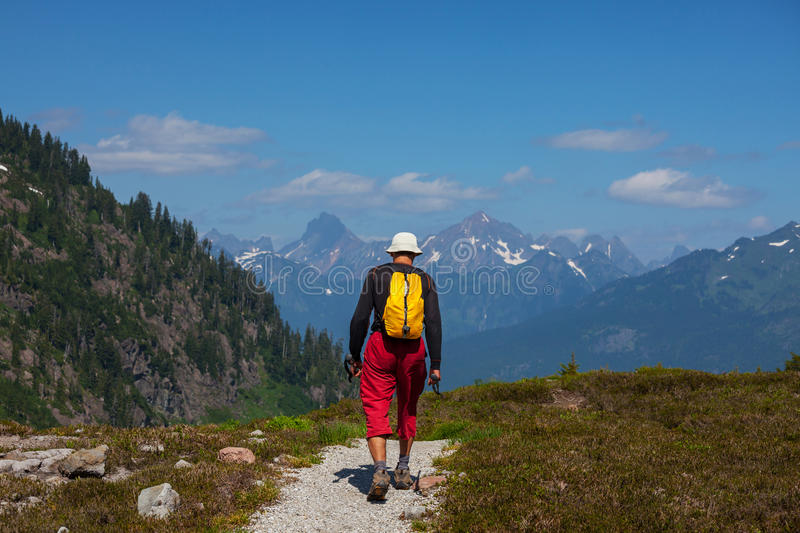 Download Hike in Baker area stock photo. Image of scenic, america - 27054136