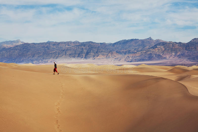 Download Hike In Desert Stock Photography - Image: 22210142