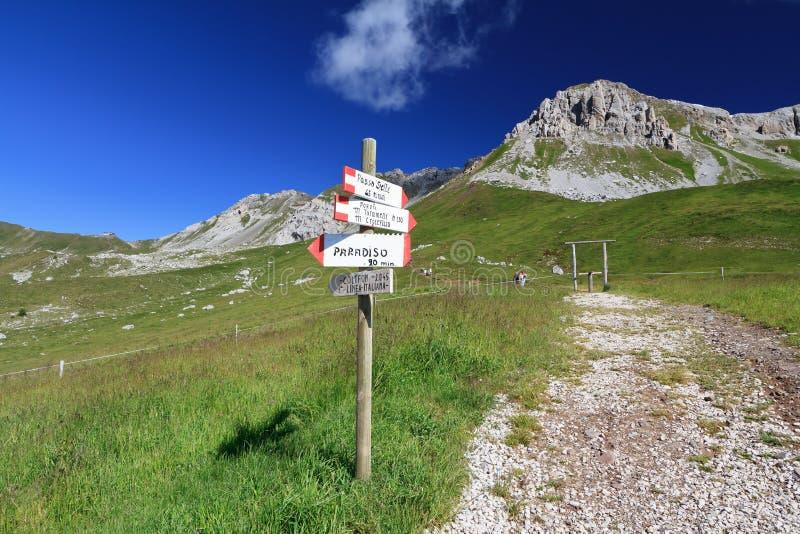 Hike in Dolomites