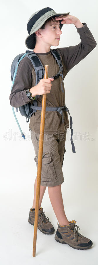 Download The Hiker Stock Photography - Image: 25740452