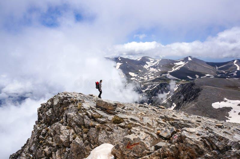 hiker fotos de stock royalty free