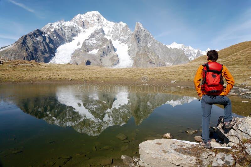 Download Hiker Royalty Free Stock Image - Image: 6671086