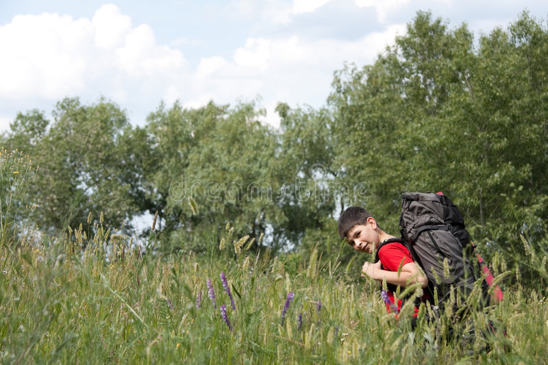 Download Hiker stock image. Image of nature, people, teenager, beauty - 9234867