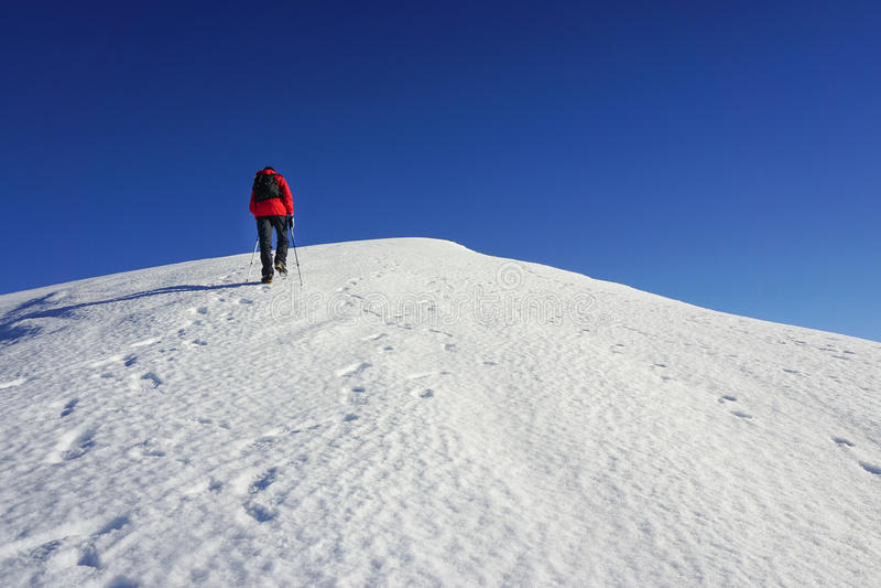 Ascending Stock Photo Image Of Hike High Adrenalin