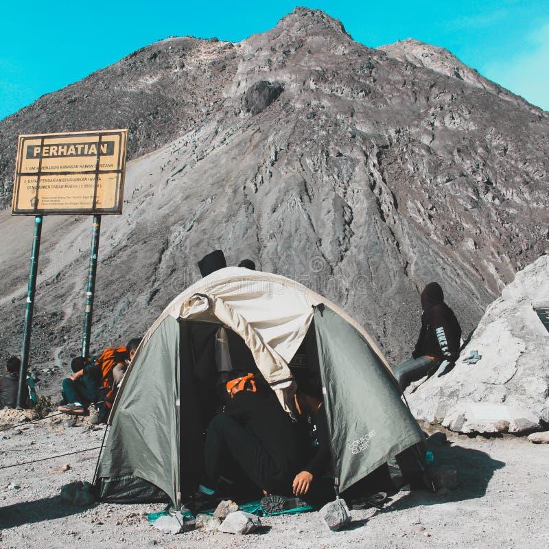 hikers immagini stock