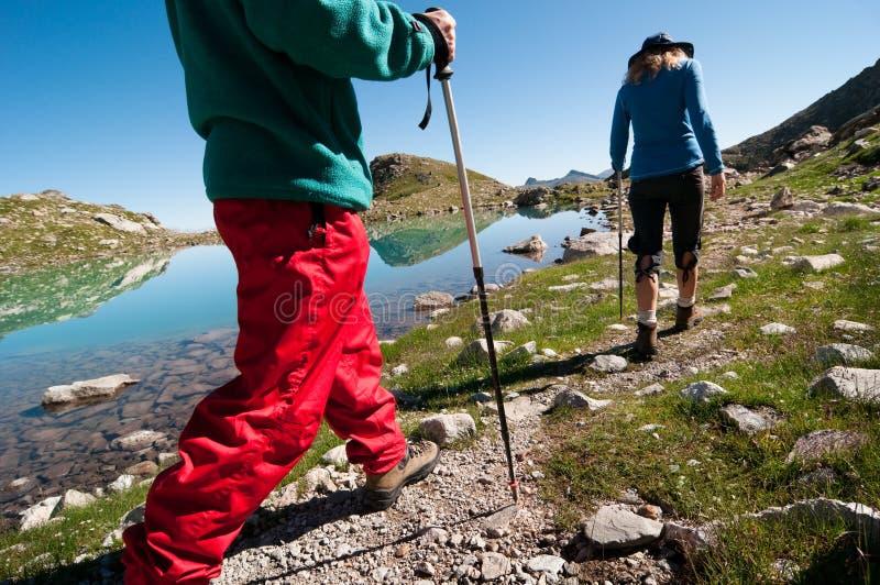 hiking пар