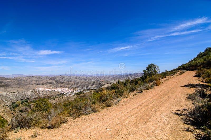 hiking трасса стоковое изображение rf