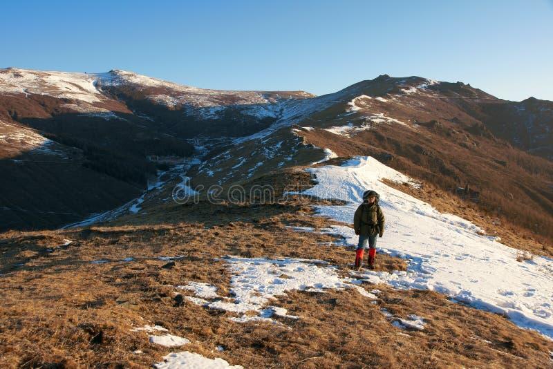 Download Hiking stock image. Image of grass, walker, grassplot - 22786791
