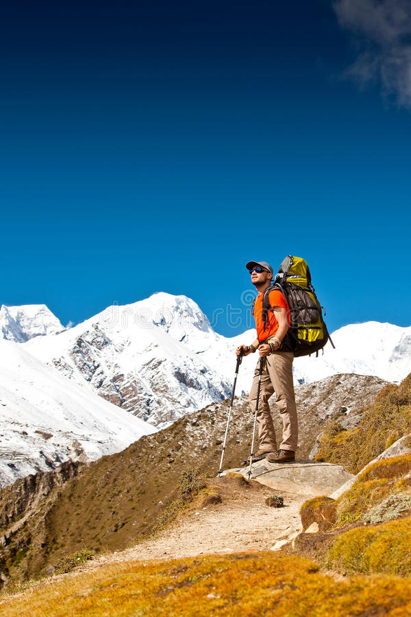 Download Hiking stock image. Image of nordic, climbing, climb - 26647529