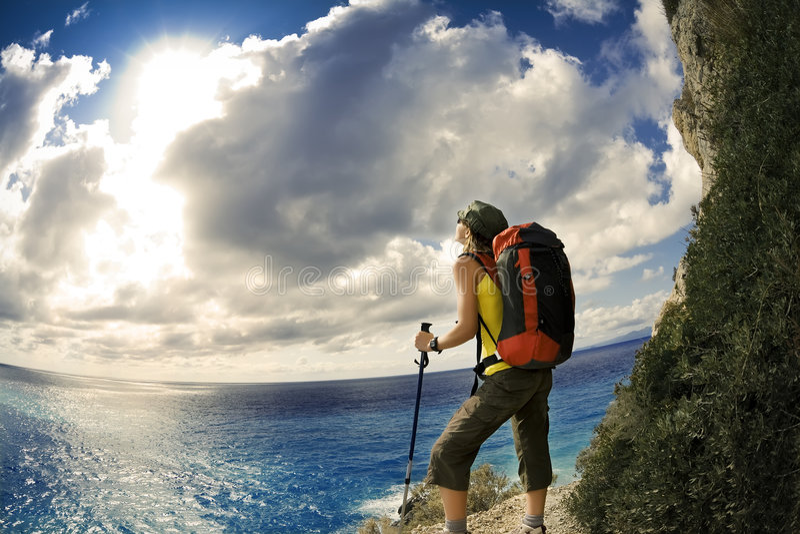Download Hiking Stock Photo - Image: 6410160