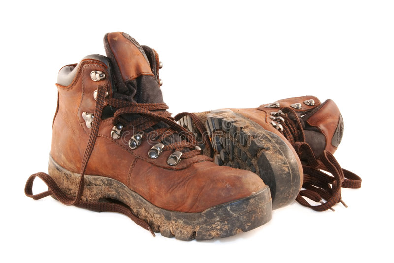 Download Hiking Boots Stock Photo - Image: 1514640